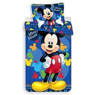 Jerry Fabrics ágyneműhuzat - Mickey Blue - Gyerek ágyneműhuzat