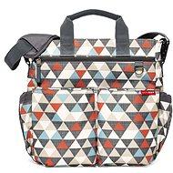 Skip Hop Duo Signature pelenkázótáska - háromszög - Pelenkázó táska