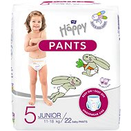 Bella Happy Pants Junior 22 db - Bugyipelenka