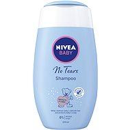 Nivea Baby Mild Shampoo 200 ml - Gyerek sampon