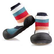 ATTIPAS Rainbow Black - Gyerekcipők