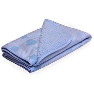 SCAMP gyerek takaró, kék - Babakocsi takaró