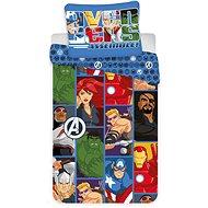 Jerry Fabrics ágynemű - Avengers D3 - Gyerek ágyneműhuzat