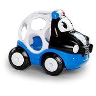 Oball Jacob játék rendőrautó 18m+ - Babajáték