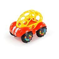 Oball Rattle & Roll 3m+, piros/sárga - Babajáték