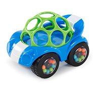 Babajáték Oball Rattle & Roll kék/zöld 3m+ - Hračka pro nejmenší