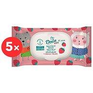 DADA Kids nedves WC-papír gyerekeknek (5 x 60 db) - WC papír