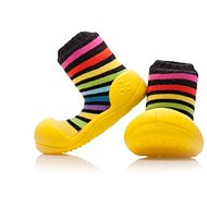 ATTIPAS RainBow sárga - Gyerekcipők