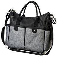 BabyOno So City! fekete pelenka táska - Pelenkázó táska