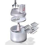 Bamix Sissline M200 + Bamix ND multifunkciós daráló fehér - Botmixer