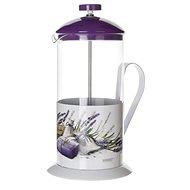 BANQUET LAVENDER 1 l, lila fedő - Dugattyús kávéfőző