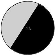 Baseus Simple vezeték nélküli töltő, fekete - Vezeték nélküli töltő