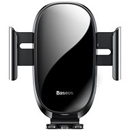 Baseus Smart Car Mount Cell Phone Holder, fekete - Telefontartó