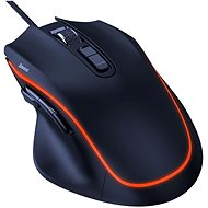 Baseus GAMO 9 Programmable Buttons Gaming Mouse Black - Gamer egér