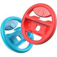 Baseus SW Wheel Handle Pair GS03 - piros+kék - Tok