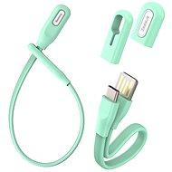 Baseus Bracelet Cable USB to Type-C (USB-C) 0,22m Mint Green - Adatkábel