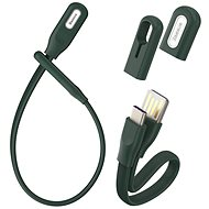 Baseus Bracelet Cable USB to Type-C (USB-C) 0,22m Blackish Green - Adatkábel