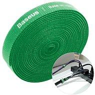 Baseus Rainbow Circle Velcro Straps 3m Green