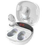 Baseus Encok True Wireless Earphones WM01 Plus White - Vezeték nélküli fül-/fejhallgató