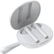 Baseus Encok True Wireless Earphones W05 White - Vezeték nélküli fül-/fejhallgató