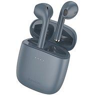 Baseus Encok True Wireless Earphones W04 Pro Grey - Vezeték nélküli fül-/fejhallgató