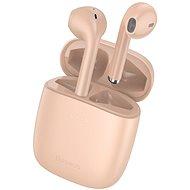 Baseus Encok True Wireless Earphones W04 Pro Pink - Vezeték nélküli fül-/fejhallgató
