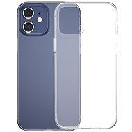 "Baseus Simple Case pro Apple iPhone 12 Mini 5.4"" Transparent - Mobiltelefon hátlap"