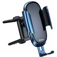 Baseus Future Gravity Vehicle-mounted Holder Blue