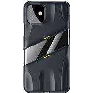 Baseus Airflow Cooling Game védőtok Apple iPhone 11 Pro-hoz - szürke/sárga - Mobiltelefon hátlap