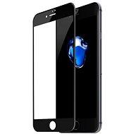 Baseus Anti-Bluelight Tempered Glass iPhone 7/8/SE (2020) készülékhez - fekete - Képernyővédő