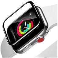 Baseus Full-screen Curved Tempered Glass Soft Screen Protector 44 mm-es Apple Watch-hoz - Képernyővédő