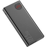 Baseus Adaman Metal Digital Display Quick Charge Power Bank 22.5W 20000mAh Tarnish - Powerbank