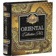 BASILUR Book Orient Assorted II. 32 gastro tasak, fém dobozban - Tea