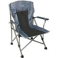 Bo-Camp Folding Chair Deluxe King - anthracite - Horgászszék