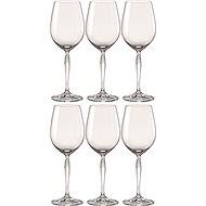 BOHEMIA CRYSTAL Fehérboros pohár 440 ml KEIRA 6 db - Pohárkészlet