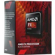AMD FX-8300 Wraith Cooler - Processzor
