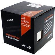 AMD FX-8350 Wraith hűtő - Processzor