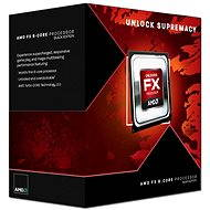 AMD FX-8370 Wraith Cooler - Processzor