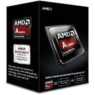 AMD A8-7650K Black Edition Low Noise Cooler - Processzor