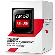 AMD Athlon X4 880K Black Edition Low Noise Cooler - Processzor