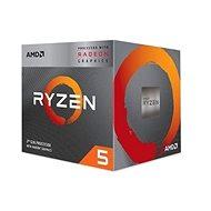 AMD RYZEN 5 3400G - Processzor
