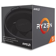 AMD RYZEN 5 1600 - Processzor