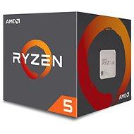 AMD RYZEN 5 2600 - Processzor