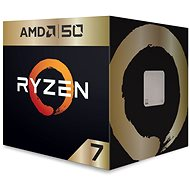 AMD Ryzen 7 2700X 50th Anniversary Edition - Processzor