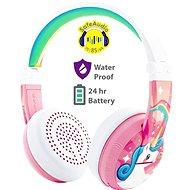 BuddyPhones Wave - Unicorn, rózsaszín - Vezeték nélküli fül-/fejhallgató