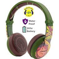 BuddyPhones Wave - Monkey, zöld - Headphones