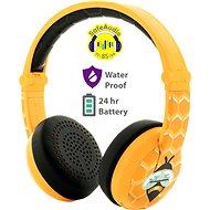 BuddyPhones Wave - Bee, sárga - Headphones