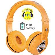 BuddyPhones Play, sárga - Vezeték nélküli fül-/fejhallgató