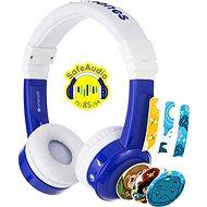 BuddyPhones Inflight, kék - Headphones