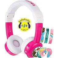 BuddyPhones Inflight, rózsaszín - Headphones